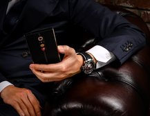 This is Lamborghini's latest luxury Android phone that you can't afford