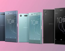 More Sony smartphones incoming: Xperia XZ1, XZ1 Compact and XA1 Plus announced at IFA 2017