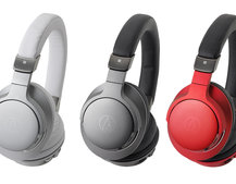 Audio Technica announces new wireless headphone models for the discerning music listener on-the-go