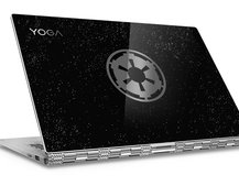 Coming to a galaxy near you: Star Wars Galactic Empire & Rebel Alliance Lenovo Yoga 920 laptops