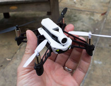 Parrot Mambo FPV brings first person thrills to minidrone racing