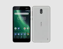 Nokia 2 budget phone with massive battery appears in leaked image