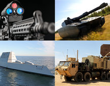 28 incredible futuristic weapons and examples of modern military might