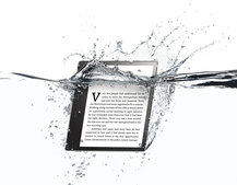 Amazon's redesigned Kindle Oasis is larger, smarter and waterproof