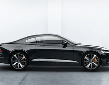 Volvo's Polestar performance division is releasing its first car, the Polestar 1