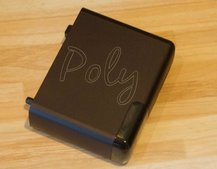 Chord Poly is the wireless streaming module that lets your smartphone sing