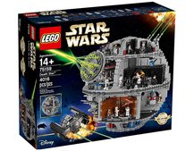 Mega discount on Lego Death Star, this is the Black Friday deal you're looking for