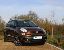 Fiat 500L review: Return of the MPV?