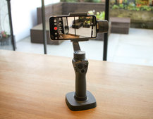DJI Osmo Mobile 2 review: Superb stabilisation