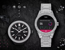 This TAG Heuer smartwatch has 589 diamonds and costs £143,000