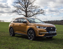 DS 7 Crossback review: Tech meets luxury flair, but it's not all savoir faire