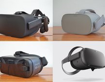 Oculus Quest vs Oculus Go vs Samsung Gear VR vs Oculus Rift: What's the difference?