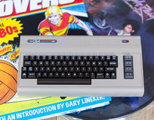 The C64 Mini review: Retro console remake of Commodore's finest hour