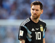 How to watch Lionel Messi and Argentina v Croatia in 4K HDR with BBC iPlayer