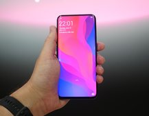 Oppo Find X initial review: Smartphones just got interesting again