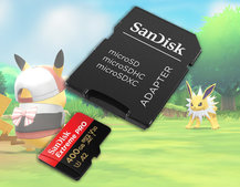 Save 62% on a 400GB SanDisk Extreme Pro microSDXC card, great for Nintendo Switch