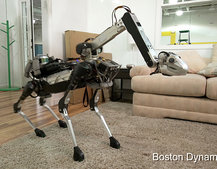 10 Boston Dynamics robots that will give you the creeps