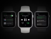 Spotify's Apple Watch app is here! But it's missing a key feature at launch