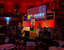 EE Pocket-lint Gadget Awards 2018 in pictures
