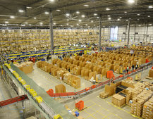 Amazon fulfilment centre tour could be best geek birthday gift ever