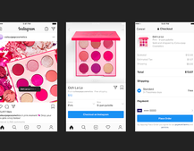 What is Instagram Checkout and which retailers support it?