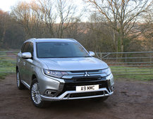 Mitsubishi Outlander PHEV review: Does it pay to plug in?