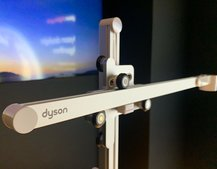Dyson Lightcycle task lamp changes as the day progresses