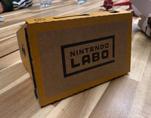 Nintendo Labo VR review: Fun way to try out virtual reality on a Switch