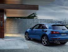 Audi electrifies the Q5 SUV with new plug-in hybrid model