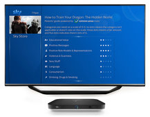 New Sky Q Parents' Guide feature gives you handy ratings on more than 3,500 movies