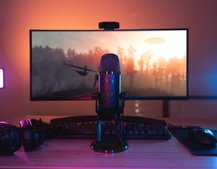 Blue reveals a new professional mic for streamers and content creators