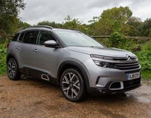 Citroen C5 Aircross review: The big, bold, yet different family SUV