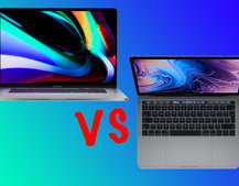 Apple MacBook Pro 13-inch vs MacBook Pro 16-inch: Which is best for you?