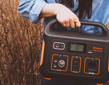 Get ready for the California power outage with this heavy-duty portable power pack