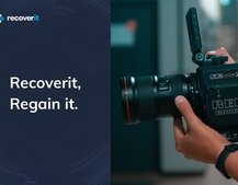 Recoverit DR85: A game-changer for video recovery