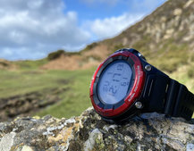 Casio WSD-F21HR review: Now with heart-rate monitoring