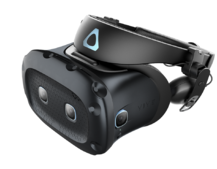 HTC Vive Cosmos Elite will soon be available as an upgrade for original Vive owners