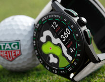 Tag Heuer Golf Edition smartwatch updated for 2020
