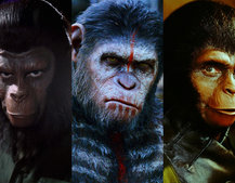What is the best order to watch the Planet of the Apes movies?
