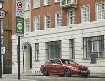 BMW eDrive Zones debut in the UK: Auto-switches hybrid cars into electric mode on entry