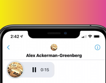 Twitter is testing a voice DMs feature following audio tweets