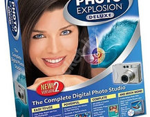 Photo Explosion Deluxe version 2 - PC