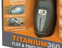 Remington Titanium 360 R5130 electric shaver