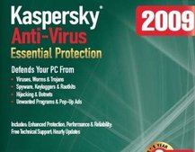 Kaspersky Anti-Virus 2009 - PC