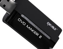 KWorld DVD Maker 2 video capture stick