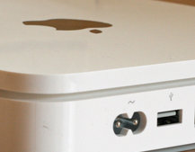 Apple Time Capsule 802.11n Wi-Fi Hard Drive 2009