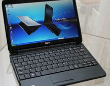 Acer Aspire One 751 notebook