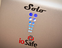 ioSafe Solo rugged hard drive
