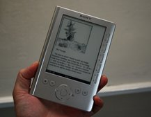 Sony PRS-300 Reader Pocket Edition ebook