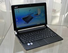 Acer Aspire One D250 Android notebook